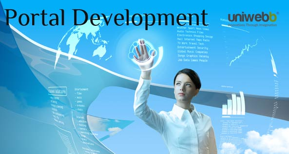 Portal Development - A Desideratum for Developing Nations