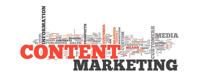 Utilising Content Marketing To Improve Your Web Presence